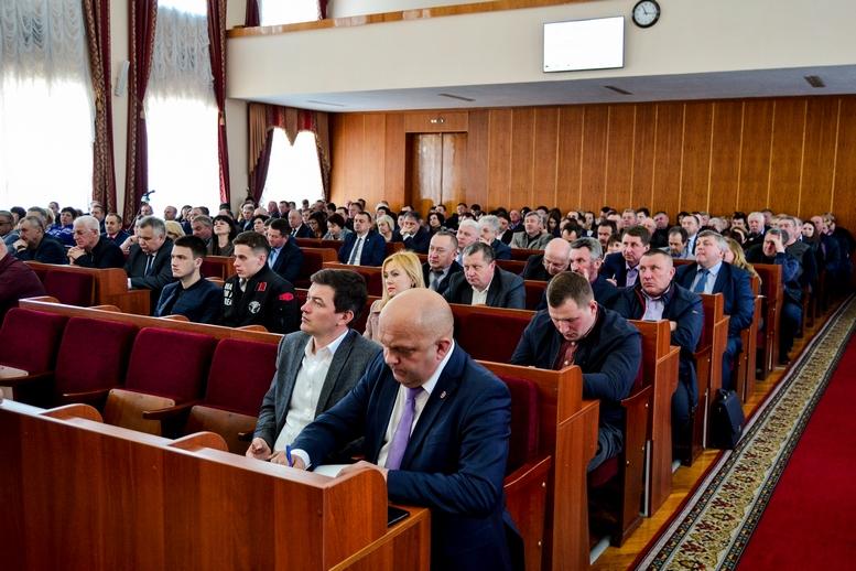 DSC 0784  - 2019 рік стане останнім для добровільного об'єднання: у Житомирі проходить конференція по децентралізації (ФОТО)