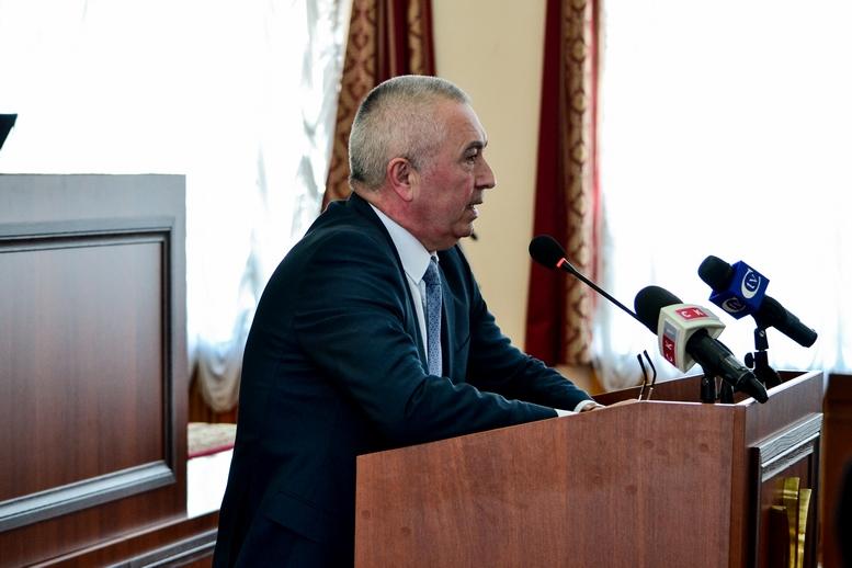 DSC 0789  - 2019 рік стане останнім для добровільного об'єднання: у Житомирі проходить конференція по децентралізації (ФОТО)