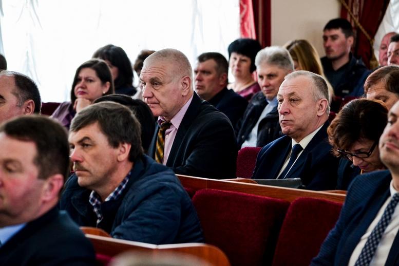 DSC 0798  - 2019 рік стане останнім для добровільного об'єднання: у Житомирі проходить конференція по децентралізації (ФОТО)