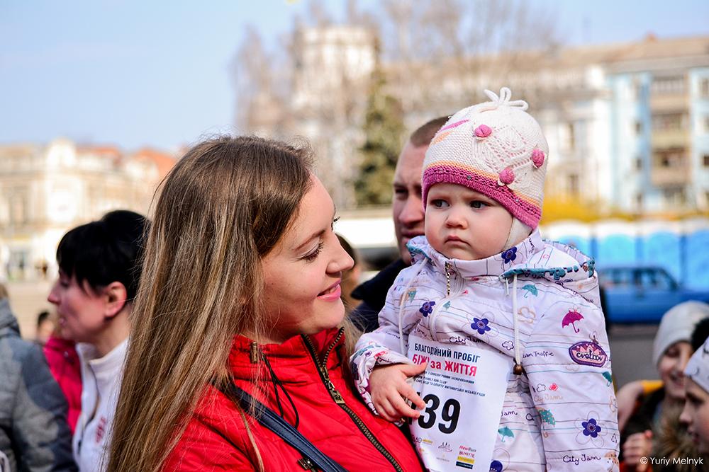 DSC 0904 - Житомиряни зібрали понад 77 тис. грн для онкохворих дітей (фото)