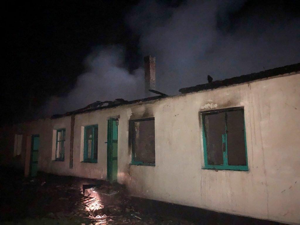 IMG 8661 1024x768 - На Житомирщині серед ночі підпалили сільську школу