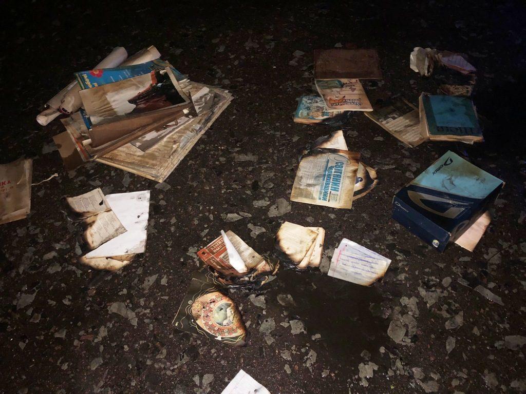 IMG 8664 1024x768 - На Житомирщині серед ночі підпалили сільську школу