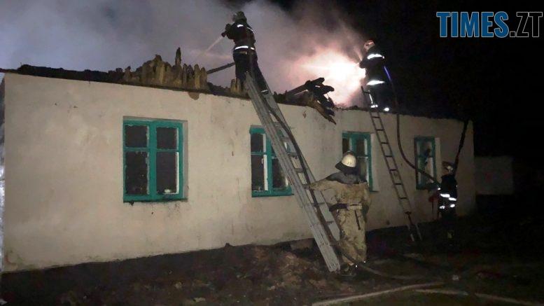 IMG 8669 777x437 - На Житомирщині серед ночі підпалили сільську школу