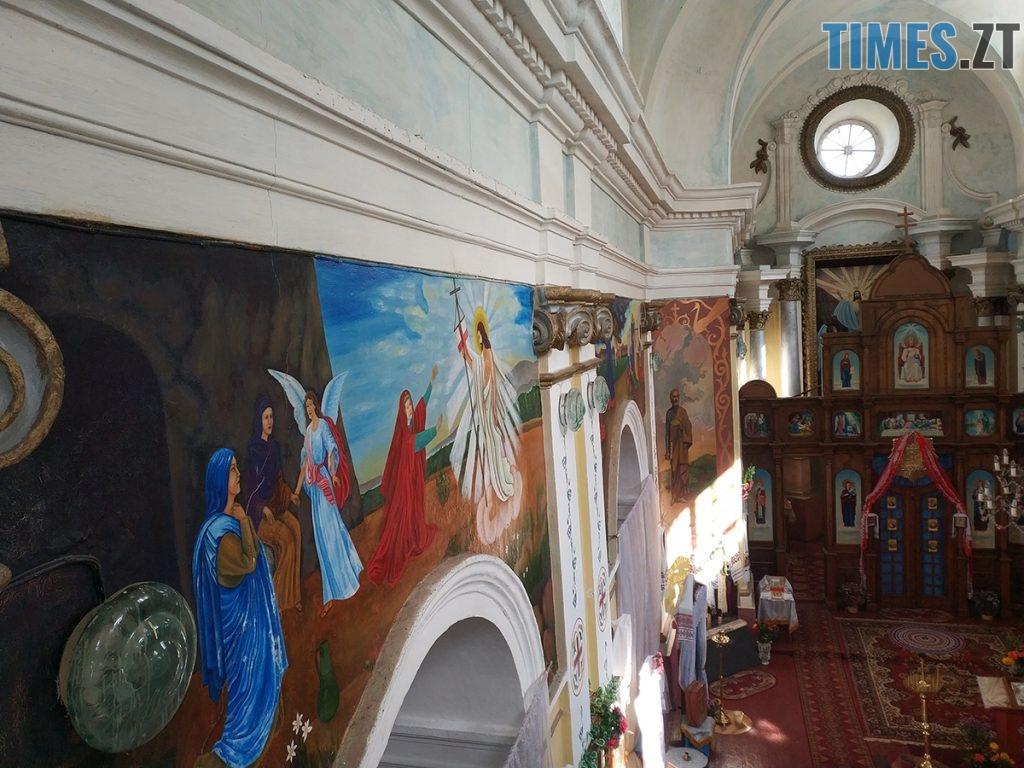 IMG 20180916 143710 1024x768 - Проект ESCAPE: Старий храм в c. Лiщин Житомирської області (фото, відео)