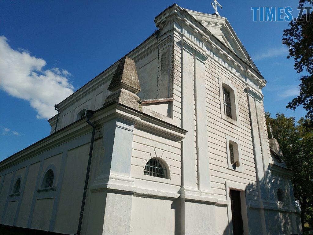 IMG 20180916 150204 1024x768 - Проект ESCAPE: Старий храм в c. Лiщин Житомирської області (фото, відео)
