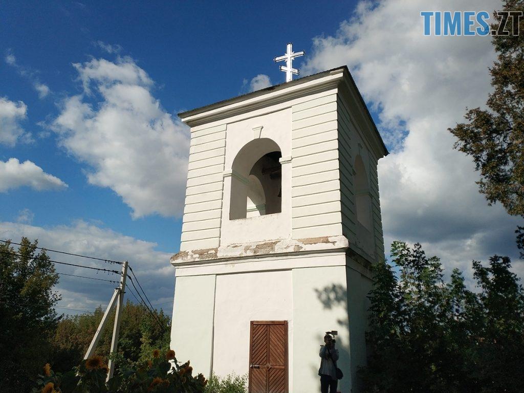 IMG 20180916 150213 1024x768 - Проект ESCAPE: Старий храм в c. Лiщин Житомирської області (фото, відео)
