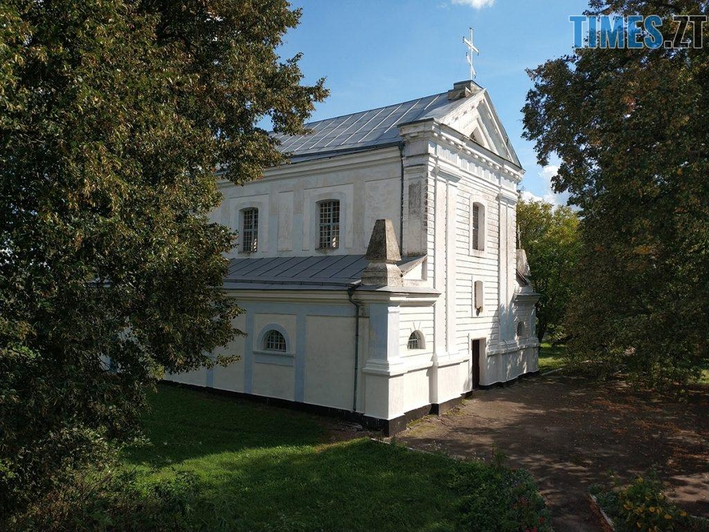 IMG 20180916 150843 1024x768 - Проект ESCAPE: Старий храм в c. Лiщин Житомирської області (фото, відео)