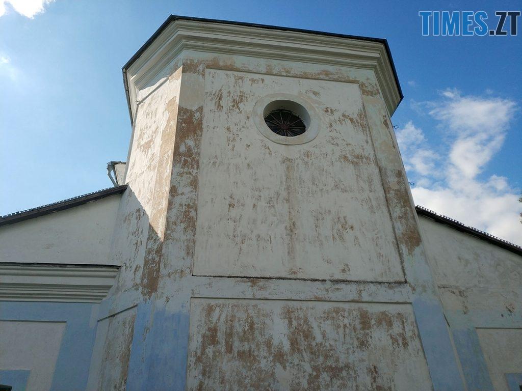 IMG 20180916 151054 1024x768 - Проект ESCAPE: Старий храм в c. Лiщин Житомирської області (фото, відео)