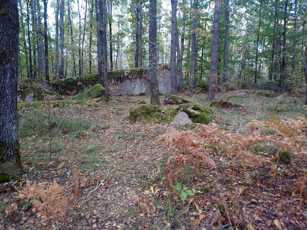 IMG 20180930 181656 - Проект ESCAPE: Таємна сила каміння у Житомирській області