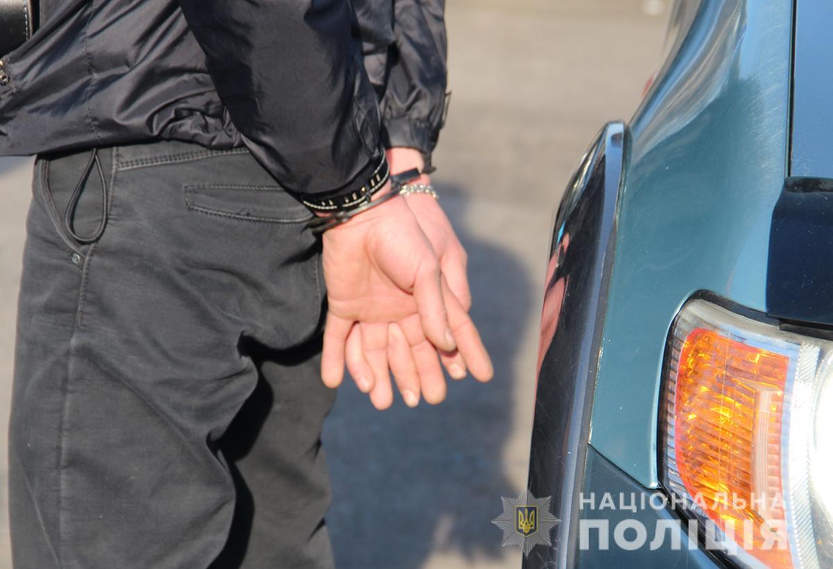 IMG 6904  - На Житомирщині затримали трьох парубків, які побили та обікрали літнього киянина