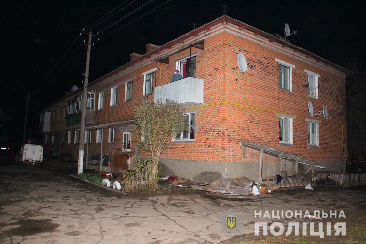 IMG 8818  - На Житомирщині 39-річний чоловік хотів підірвати будинок