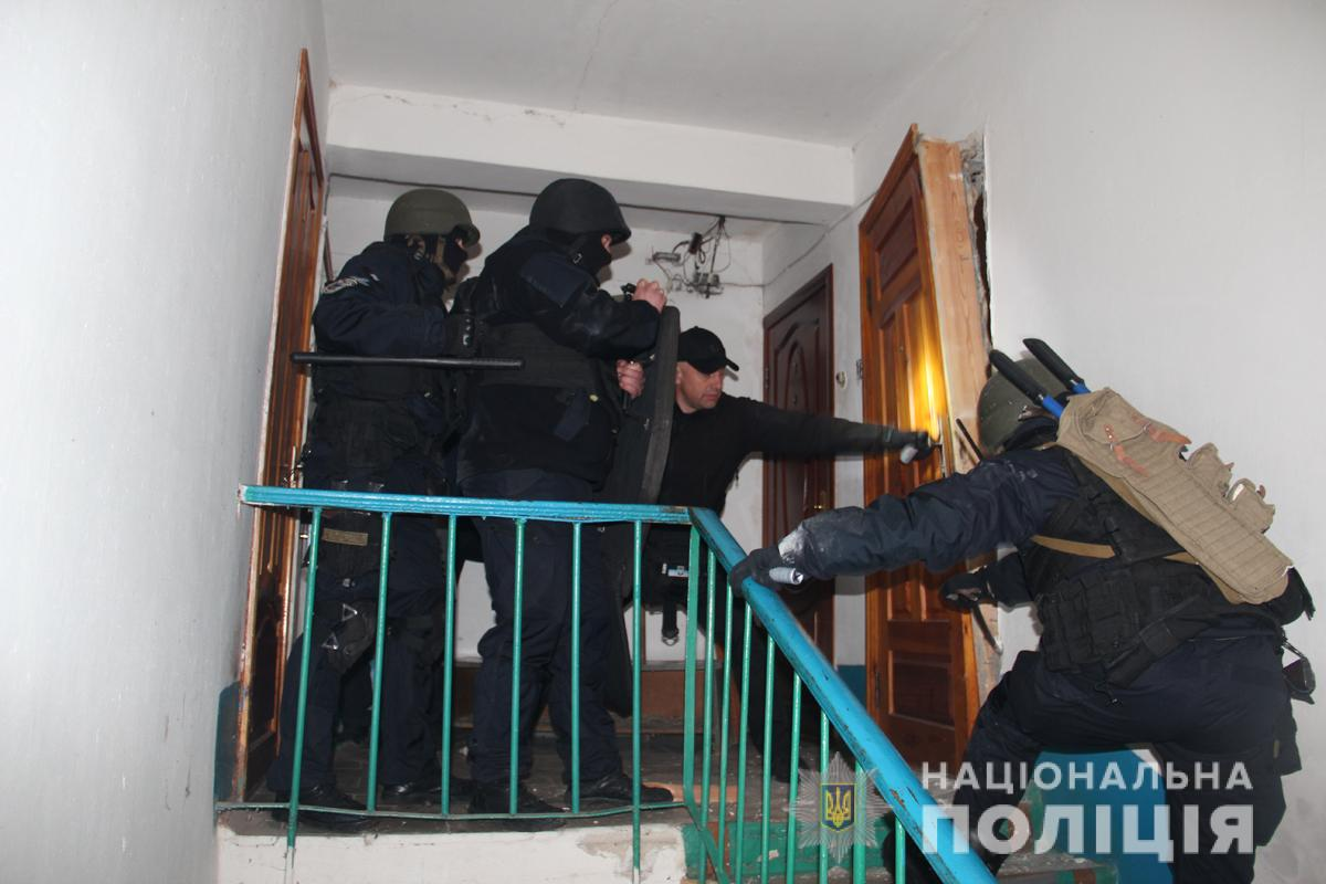 IMG 8830  - На Житомирщині 39-річний чоловік хотів підірвати будинок