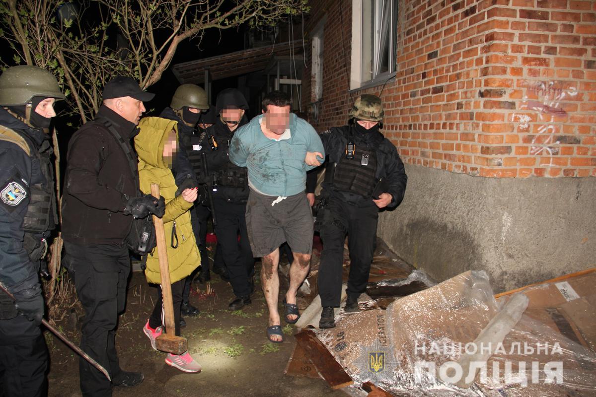 IMG 8837  - На Житомирщині 39-річний чоловік хотів підірвати будинок