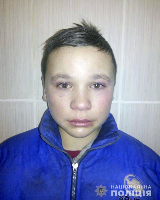 Lukjanchuk1 - На Житомирщині розшукують 12-річного хлопця