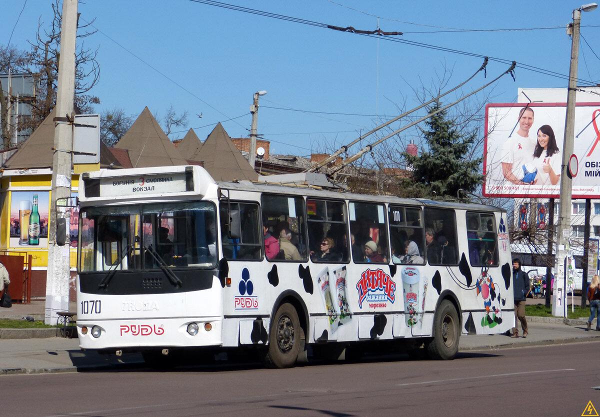 P1040697  - Громадський транспорт Житомира курсуватиме майже всю Великодню ніч