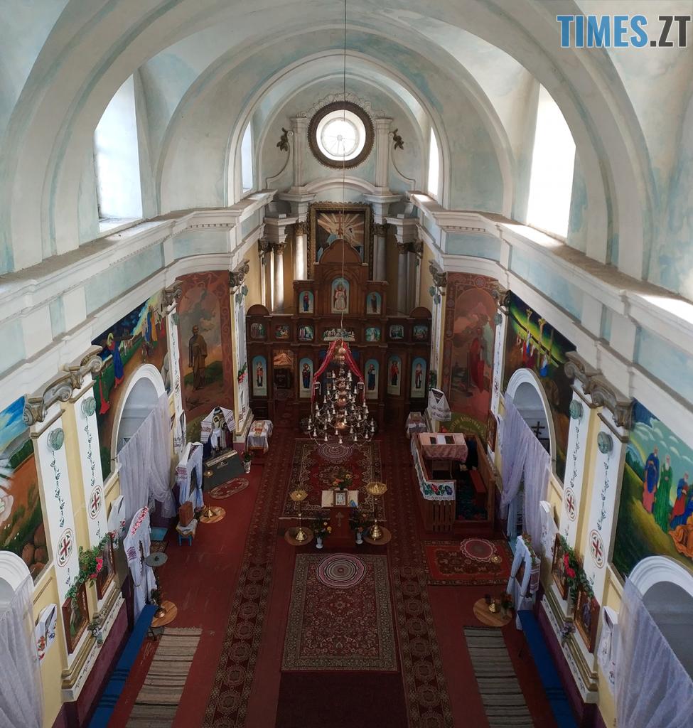 Untitled Panorama1 975x1024 - Проект ESCAPE: Старий храм в c. Лiщин Житомирської області (фото, відео)