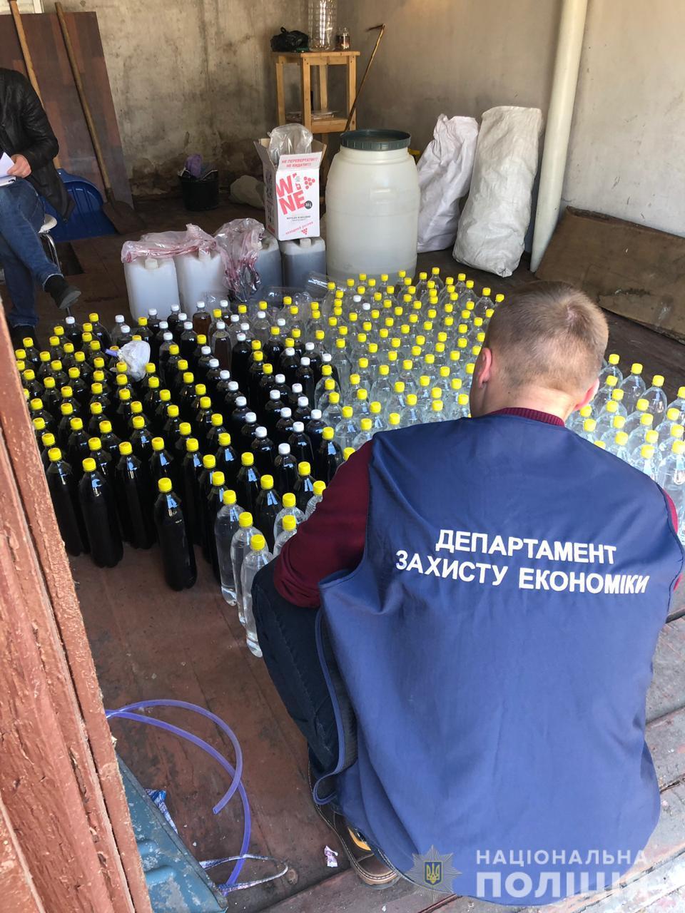 index22 - На Житомирщині через деякі торгівельні мережі реалізовували алкоголь-фальсифікат