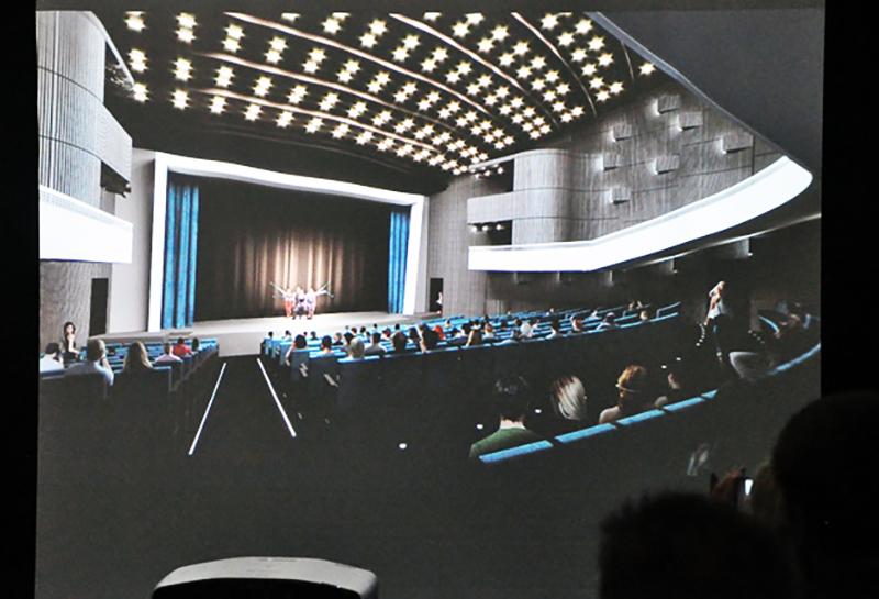 kocherga 1 - Невдовзі у Житомирі реконструюють драмтеатр