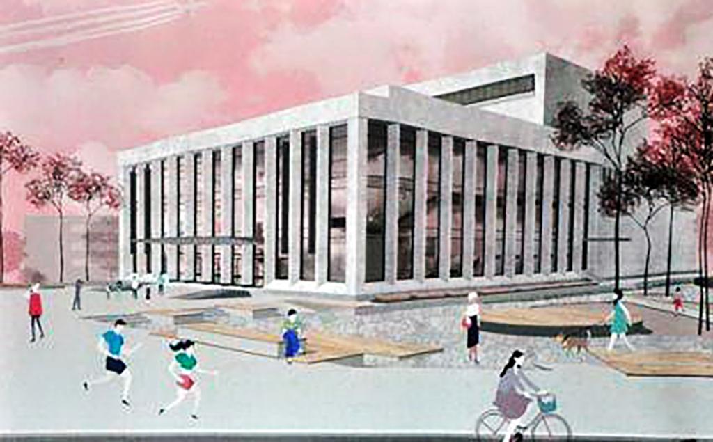kocherga 7 - Невдовзі у Житомирі реконструюють драмтеатр