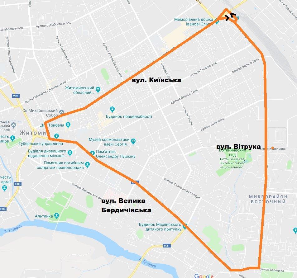 1558430074 11 - З 1 червня рух тролейбусів за маршрутом №1 буде здійснюватись по кільцю