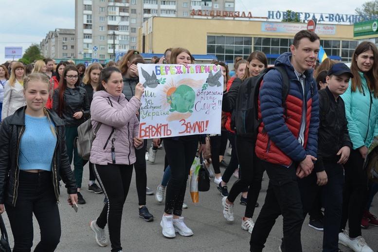 59863549 579245449228393 5169807161592643584 n Kopyrovat - В Новоград-Волинському вимагають закриття фабрики через забруднення двох річок