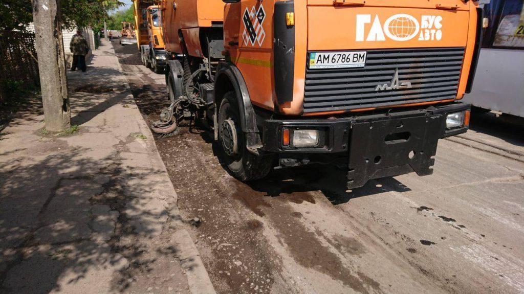60336112 323676541645087 1671013994955014144 n 1024x575 - В Житомирі після погроз жителів з Корольова відокремитись від міста,  почали ремонтувати дорогу (ФОТО)