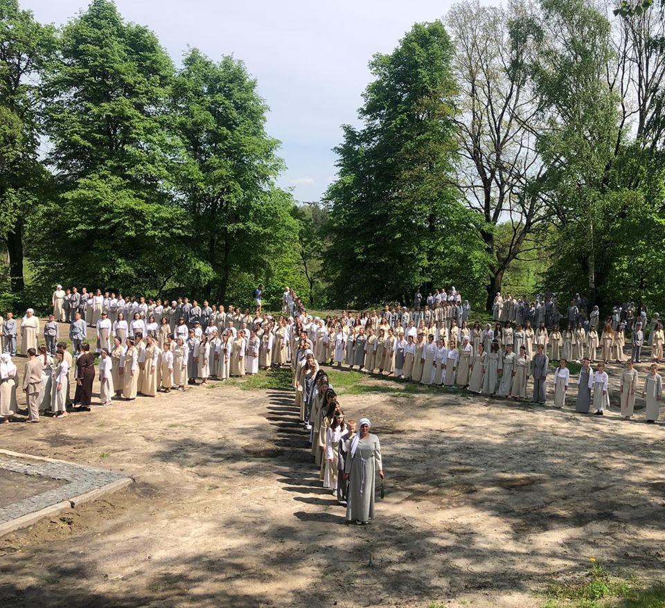 60480678 2600746873285982 9153689327803301888 n - На Житомирщині 500 танцюристів встановили новий рекорд України