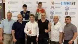 Boks 260x146 - Семеро спортсменів Житомирщини гідно представили регіон на Чемпіонаті України з боксу