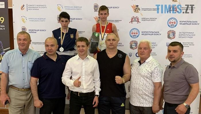 Boks - Семеро спортсменів Житомирщини гідно представили регіон на Чемпіонаті України з боксу