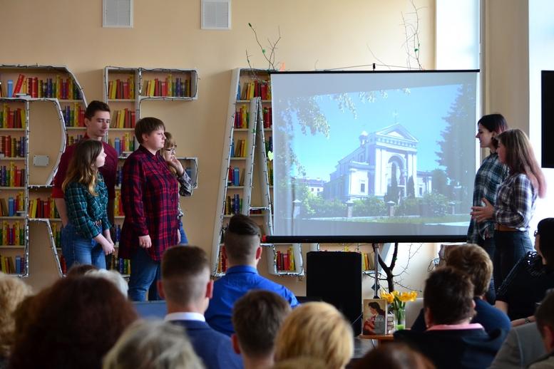 DSC 0053 Kopyrovat - ВБердичеві презентували новий роман «Клавка» письменниці Марини Гримич (ФОТО)