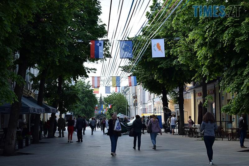 DSC 0058 1 - У Житомирі проходить Ярмарок вакансій та Форум роботодавців (ФОТО)
