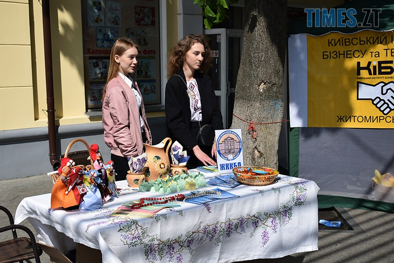 DSC 0059 1 - У Житомирі проходить Ярмарок вакансій та Форум роботодавців (ФОТО)