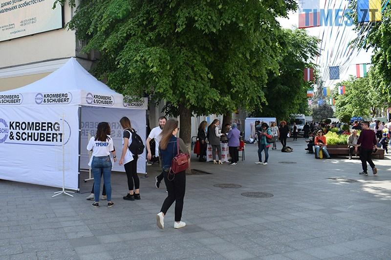 DSC 0062 - У Житомирі проходить Ярмарок вакансій та Форум роботодавців (ФОТО)