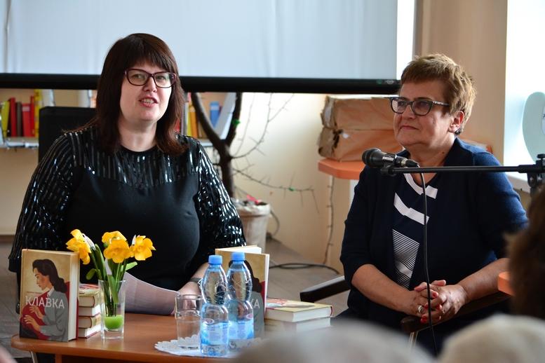 DSC 0103 Kopyrovat - ВБердичеві презентували новий роман «Клавка» письменниці Марини Гримич (ФОТО)