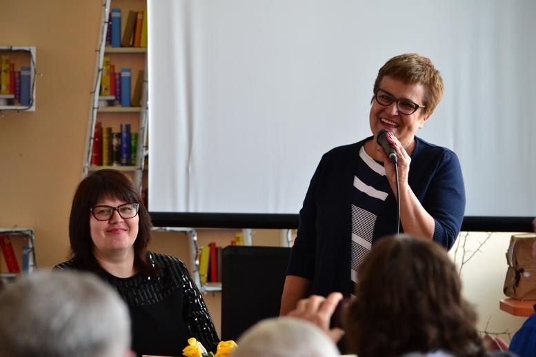 DSC 0115 Kopyrovat - ВБердичеві презентували новий роман «Клавка» письменниці Марини Гримич (ФОТО)