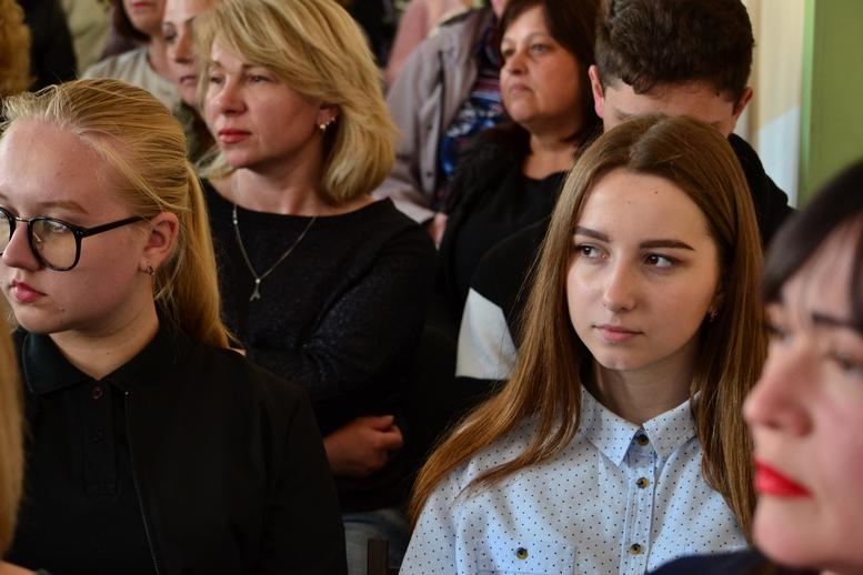 DSC 0126 Kopyrovat - ВБердичеві презентували новий роман «Клавка» письменниці Марини Гримич (ФОТО)