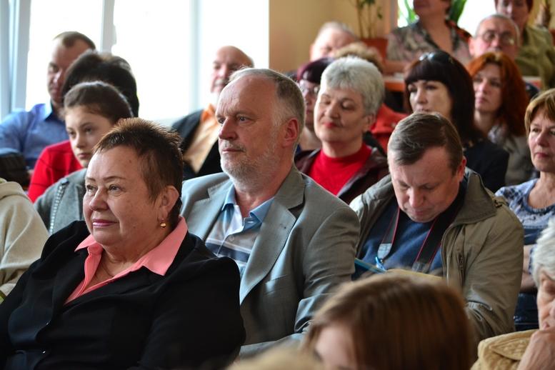 DSC 0128 Kopyrovat - ВБердичеві презентували новий роман «Клавка» письменниці Марини Гримич (ФОТО)