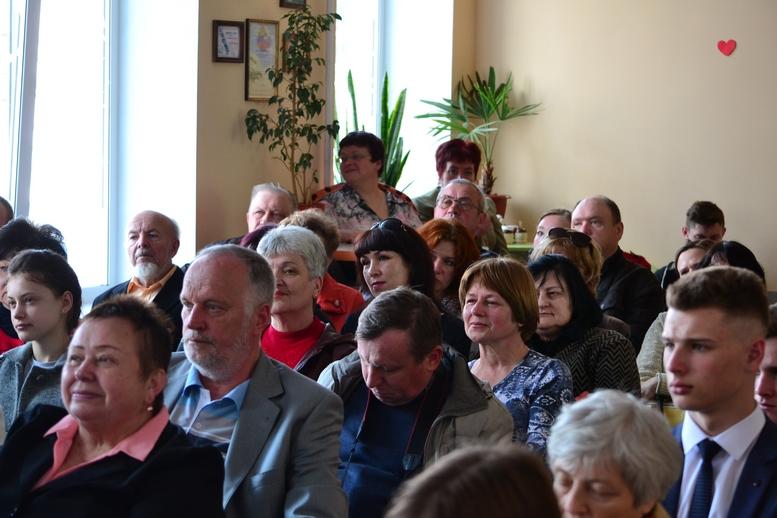 DSC 0151 Kopyrovat - ВБердичеві презентували новий роман «Клавка» письменниці Марини Гримич (ФОТО)