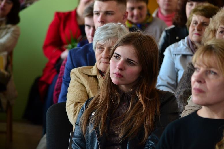 DSC 0161 Kopyrovat - ВБердичеві презентували новий роман «Клавка» письменниці Марини Гримич (ФОТО)