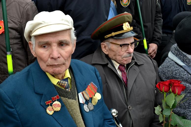 DSC 0192 - Як ветерани Карибської кризи імітують ветеранів Другої світової (ФОТО, ВІДЕО)
