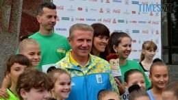 DSC 0234 260x146 - Олімпійський День у Житомирі: Бубка фотографувався феєрично – а біг так собі (ФОТО)