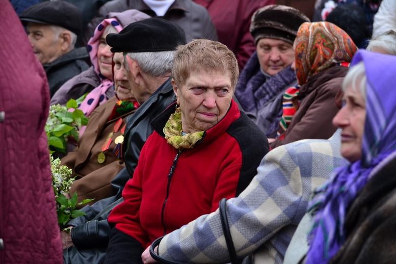 DSC 0593 Kopyrovat - У Бердичеві вшанували пам'ять загиблих на війні працівників Шкірзаводу