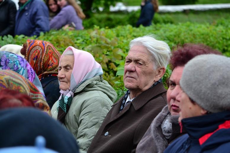 DSC 0594 Kopyrovat - У Бердичеві вшанували пам'ять загиблих на війні працівників Шкірзаводу