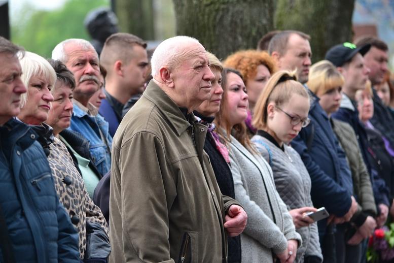DSC 0612 Kopyrovat - Житомир у скорботі:  День пам'яті на військовому кладовищі (ФОТО)
