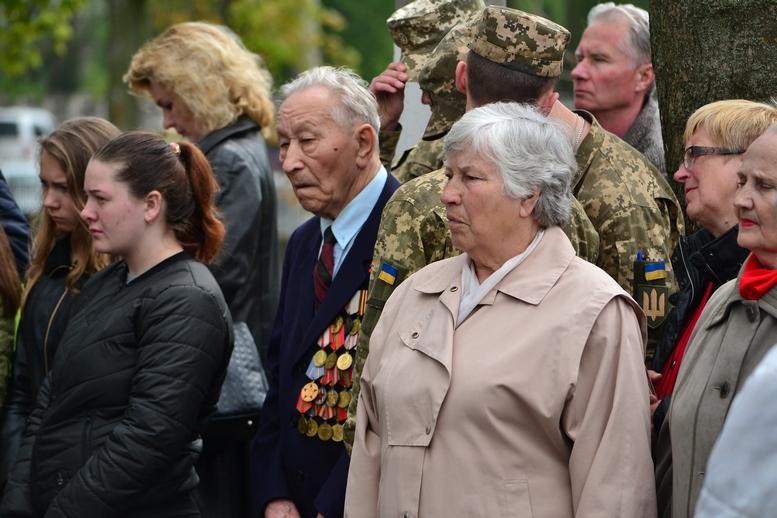 DSC 0616 Kopyrovat - Житомир у скорботі:  День пам'яті на військовому кладовищі (ФОТО)