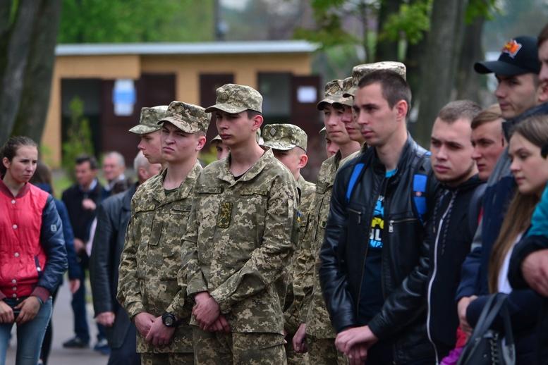 DSC 0624 Kopyrovat - Житомир у скорботі:  День пам'яті на військовому кладовищі (ФОТО)