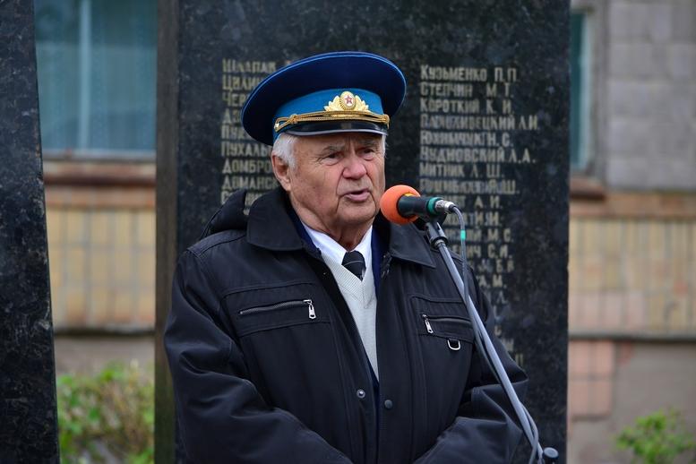 DSC 0628 Kopyrovat - У Бердичеві вшанували пам'ять загиблих на війні працівників Шкірзаводу