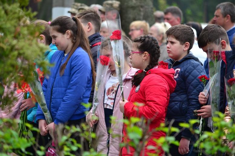 DSC 0636 Kopyrovat - Житомир у скорботі:  День пам'яті на військовому кладовищі (ФОТО)