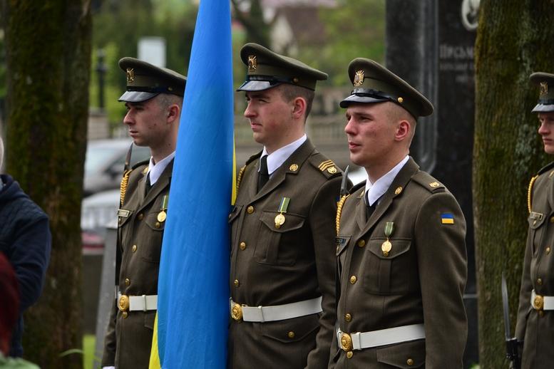 DSC 0637 Kopyrovat - Житомир у скорботі:  День пам'яті на військовому кладовищі (ФОТО)