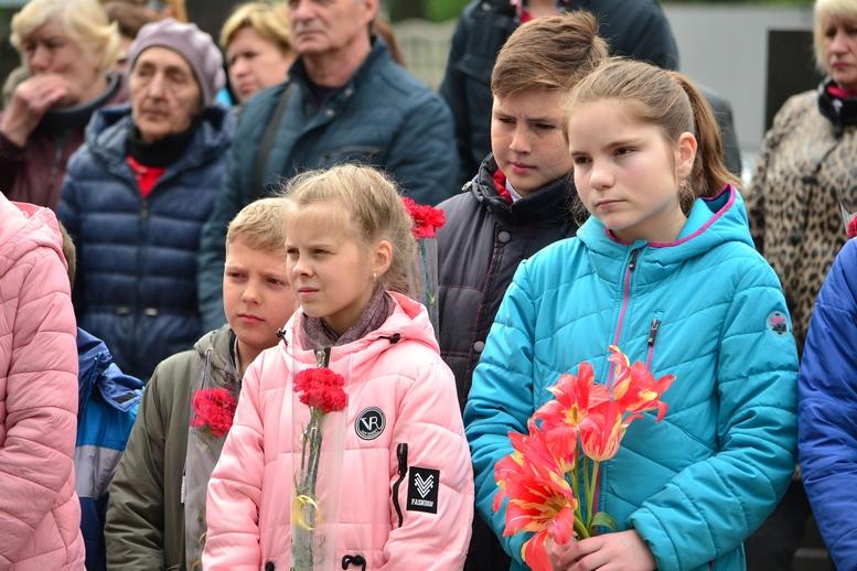 DSC 0648 Kopyrovat - Житомир у скорботі:  День пам'яті на військовому кладовищі (ФОТО)